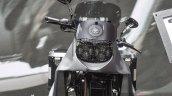 Harley Davidson 750 Stealth (Adventure Custom) heaadlamp guard at 2016 BIMS