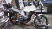 Harley Davidson 750 Stealth (Adventure Custom) panels fenders at 2016 BIMS