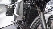 Harley Davidson 750 Stealth (Adventure Custom) radiator at 2016 BIMS