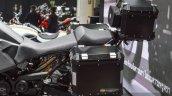 Harley Davidson 750 Stealth (Adventure Custom) seats at 2016 BIMS
