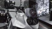 Harley Davidson 750 Stealth (Adventure Custom) visor at 2016 BIMS