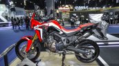 Honda Africa Twin side at 2016 BIMS