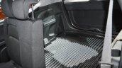 Honda BR-V boot capacity at the 2016 BIMS