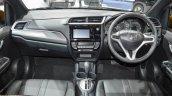 Honda BR-V interior at the 2016 BIMS