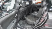 Honda BR-V rear seat at the 2016 BIMS