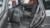 Honda BR-V rear seat folded at the 2016 BIMS
