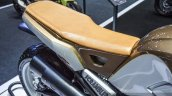 Honda CB650 Scrambler Concept beige seat at 2016 BIMS