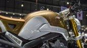 Honda CB650 Scrambler Concept fuel tank at 2016 BIMS