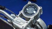 Honda CB650 Scrambler Concept speedometer console at 2016 BIMS