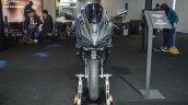 Honda CBR500R custom by K-Speed front at 2016 BIMS