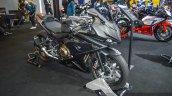 Honda CBR500R custom by K-Speed front quarter at 2016 BIMS