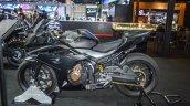 Honda CBR500R custom by K-Speed left side at 2016 BIMS