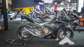 Honda CBR500R custom by K-Speed right side at 2016 BIMS