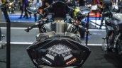 Honda CBR500R custom by K-Speed tail lamp at 2016 BIMS