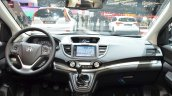 Honda CR-V Black edition dashboard at GIMS 2016