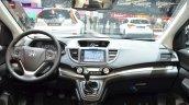 Honda CR-V Black edition dashboard at GIMS 2016