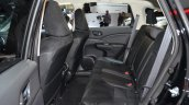Honda CR-V Black edition rear seat at GIMS 2016