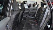 Honda CR-V Black edition rear seat at GIMS 2016
