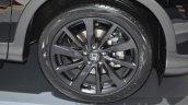 Honda CR-V Black edition wheel at GIMS 2016