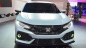 Honda Civic Hatchback Prototype front view at the 2016 Geneva Motor Show