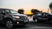 Honda Drive To Discover 6 Honda City burnout