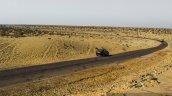 Honda Drive To Discover 6 Jaisalmer to Longewala curve