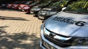 Honda Drive To Discover 6 Jodhpur flag off