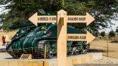 Honda Drive To Discover 6 Longewala Indian border
