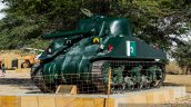 Honda Drive To Discover 6 Longewala Pakistani battle tank
