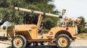 Honda Drive To Discover 6 Longewala battle jeep