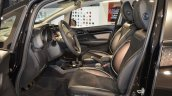 Honda Jazz Keenlight Concept front cabin at the 2016 Geneva Motor Show Live