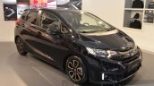 Honda Jazz Keenlight Concept front three quarter at the 2016 Geneva Motor Show Live