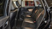 Honda Jazz Keenlight Concept rear cabin at the 2016 Geneva Motor Show Live