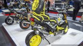 Honda Zoomer-X by X-Paint rear quarter at 2016 BIMS
