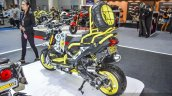 Honda Zoomer-X by X-Paint yellow highlights at 2016 BIMS