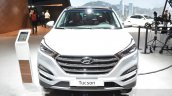 Hyundai Tucson at 2016 Geneva Motor Show