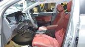 Hyundai Tucson front seats at 2016 Geneva Motor Show
