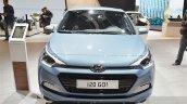 Hyundai i20 GO! front at the 2016 Geneva Motor Show
