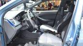 Hyundai i20 GO! front cabin at the 2016 Geneva Motor Show