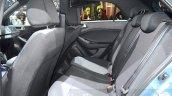 Hyundai i20 GO! rear seat at the 2016 Geneva Motor Show