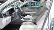 Kia Optima Plug-in Hybrid front cabin at the 2016 Geneva Motor Show