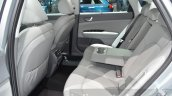 Kia Optima Plug-in Hybrid rear cabin at the 2016 Geneva Motor Show