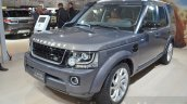 Land Rover Discovery Landmark Edition front three quarter