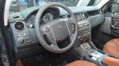 Land Rover Discovery Landmark Edition interior