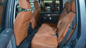 Land Rover Discovery Landmark Edition rear seat