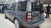 Land Rover Discovery Landmark Edition rear three quarter left