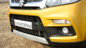 Maruti Vitara Brezza bumper First Drive Review
