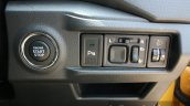 Maruti Vitara Brezza controls and start:stop button First Drive Review