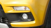 Maruti Vitara Brezza foglamp and indicator First Drive Review