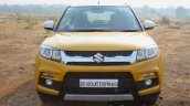 Maruti Vitara Brezza front First Drive Review
